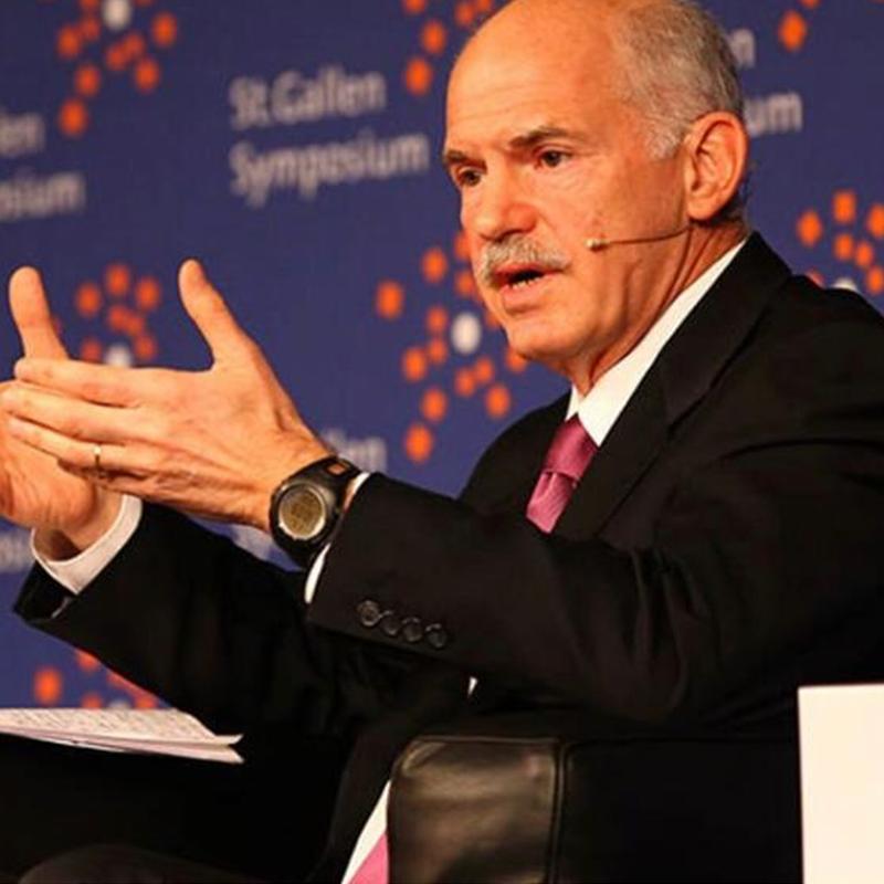 11. George Papandreou
